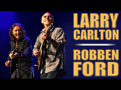 Larry Carlton & Robben Ford - North Sea Jazz 2007