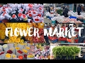 Bangalore Flower Market | Best Place To Buy Best Flowers | Vlog 2 | Part 1|