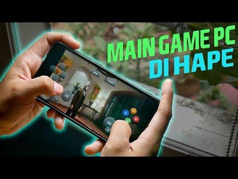 AMD Link : Cara Main Game PC Di Smartphone Kalian!