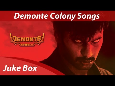 Demonte Colony Official Juke Box | Demonte Colony | Arulnithi | Keba Jeremiah | Orange Music