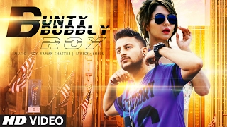 Bunty Bubbly Full Video Song || Roy, Rupali Sood || Latest Pop Song - T-Series