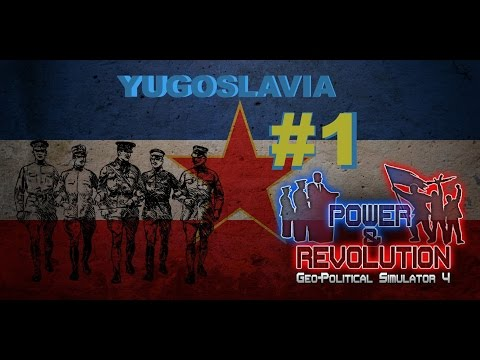 Power & Revolution: Yugoslav Reunion #1