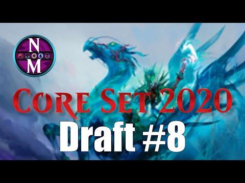Core Set 2020 Draft #9   MTG Arena Ranked Draft