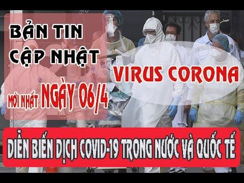 Diễn biến dịch virus corona ngày 6/4: Số ca tử vong tại nhiều nước Châu Âu bắt đầu giảm