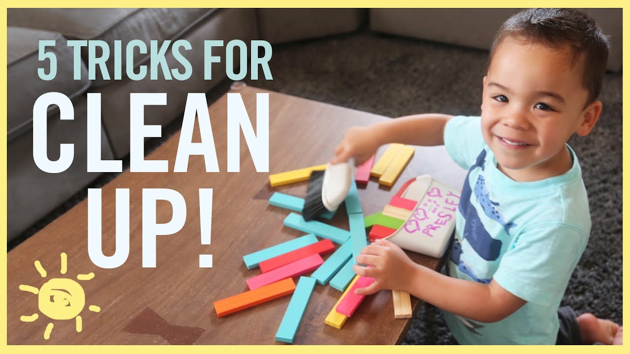 5-tricks-to-get-kids-to-clean-up