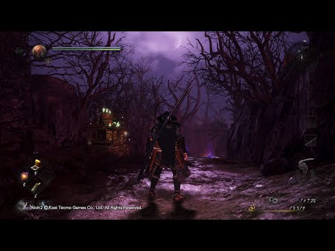 nioh-2-[el-bosque-sumido-en-la-oscuridad]-[side-quest]---gameplay-ps4