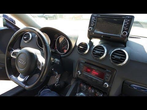 Установка и обзор штатной Android-магнитолы на Audi TT
