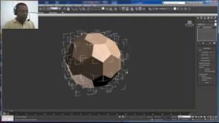 Modelando Uma Bola No 3Ds Max