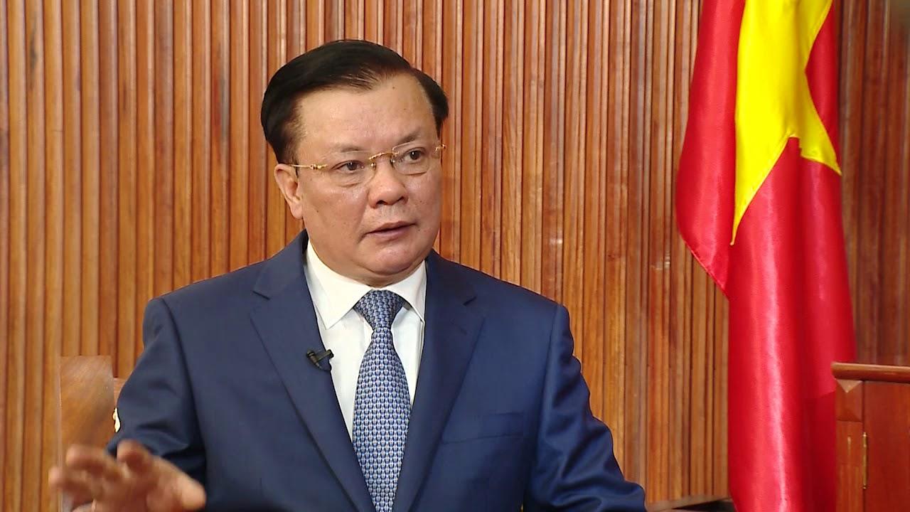 Bộ trưởng Bộ Tài chính Đinh Tiến Dũng nói về cơ cấu lại ngân sách Nhà nước