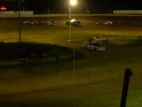 Feature @ Jackson County Speedway 7 13 13 016