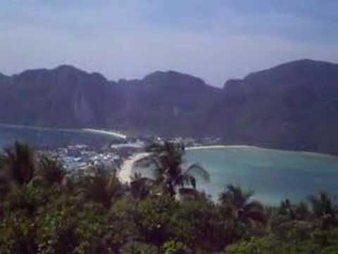 TSUNAMI THAILAND PHI PHI LONG BEACH(HAT YAO) GERA BRASIL