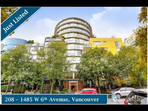 208-1485 W 6th Ave, Vancouver BC, V6H 4G1