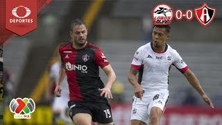 Resumen | Lobos BUAP 0 - 0 Atlas | Apertura 2018 - J4 | Televisa Deportes