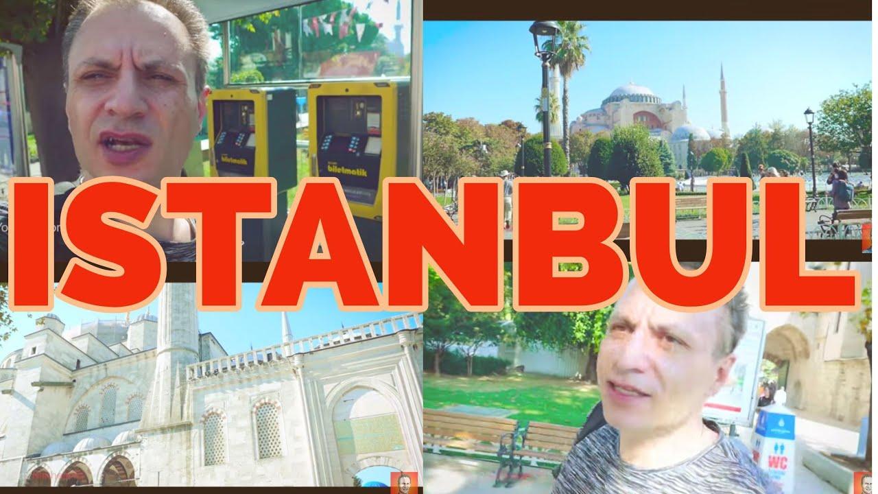 ISTANBUL ვლოგი
