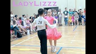 Бальные танцы Ча Ча Ча / Румба / Самба / Samba