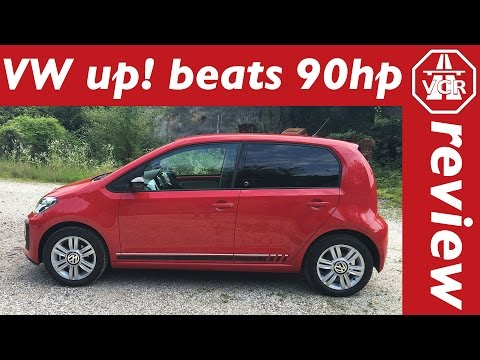 2016 Volkswagen VW up! beats 90hp - In-Depth Review, FULL Test, Test Drive