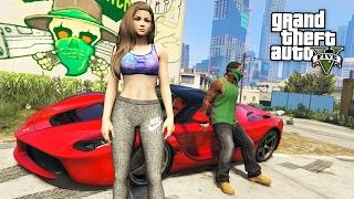 GTA 5 Real Life Thug Mod #31 - NEW GIRLFRIEND!! (GTA 5 Mods)