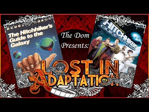 The Hitchhiker's Guide to the Galaxy, Lost in Adaptation ~ The Dom