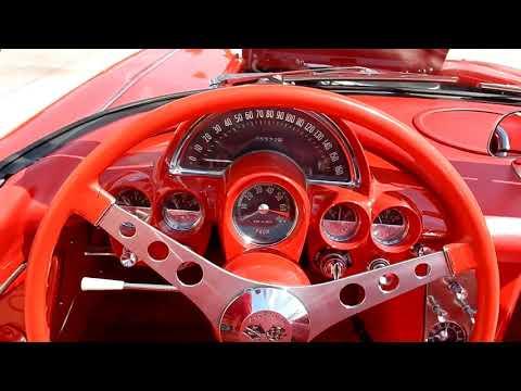 1962 Chevrolet Corvette Gateway Classic Cars #1294 Houston Showroom