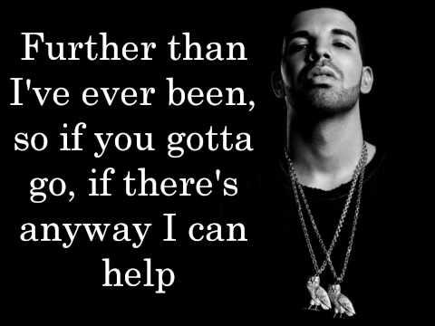 Karaoke - Drake (Lyrics)