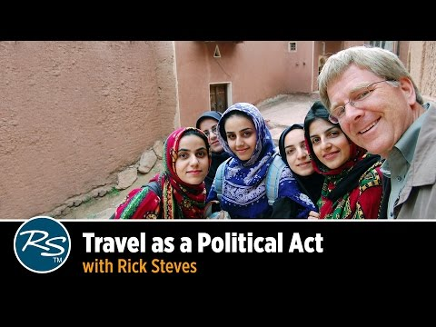 Travel as a Political Act with Rick Steves
