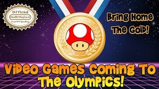 eSports Coming To The Olympics In 2024! Gaming Rant!