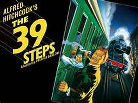 "Hitchcock Double Feature: ""The 39 Steps"" and ""Young and Innocent"" (Classic Adventure/Romance Films)"