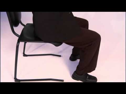 Wenger Nota® ConBRIO™ Music Posture Chair