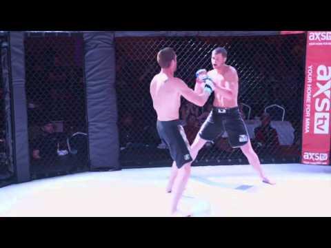TWC: Total Warrior Combat- Brandon Conaty Vs. Matt Beckerson