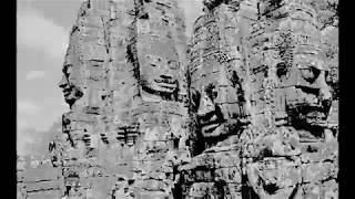 Angkor and Ayudhaya temples 1930 music from Fauré Dolly suite berceuse arranged for orchestra