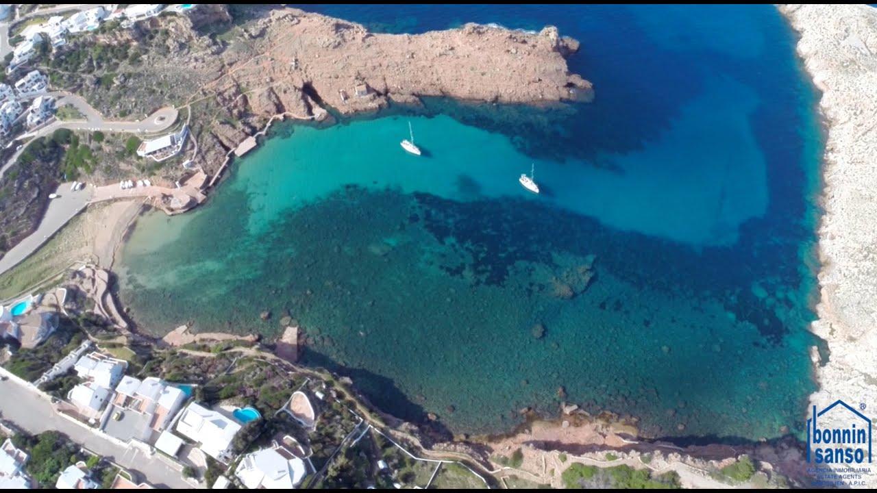 Propiedades en primera linea de mar en menorca epic - Inmobiliaria bonnin sanso ...