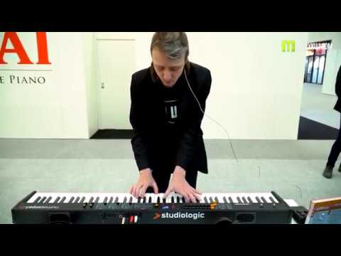Nagrania dla muzykuj.com – Numa Compact 2X  – musikmesse 2018 gra: Kamil Barański www.muzykuj.com