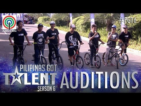 Pilipinas Got Talent 2018 Auditions: Bohol Flatland Crew - B