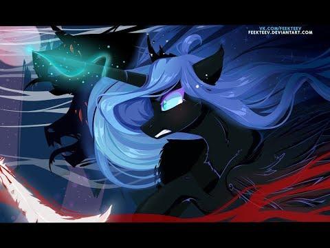 MLP :Nightmare Moon( Princess Luna ) - Cool Vibes