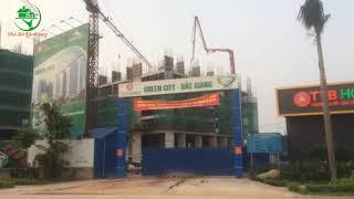 Chung cư Green City Bắc Giang đang xây dựng đến đâu - Nhadattaibacgiang.com