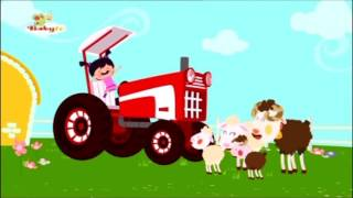 Little Lola Visits the Farm Baby TV English UK
