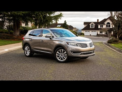 2016 Lincoln Mkx Car Review