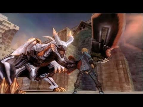 Gods Eater Burst - PSP - Burst means new