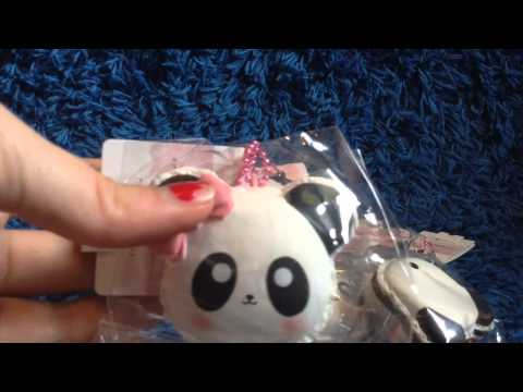 Rare Squishy Package : Rare Squishy Supplier Package - YouTube