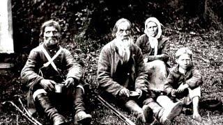 Чёрный ворон( народная песня)