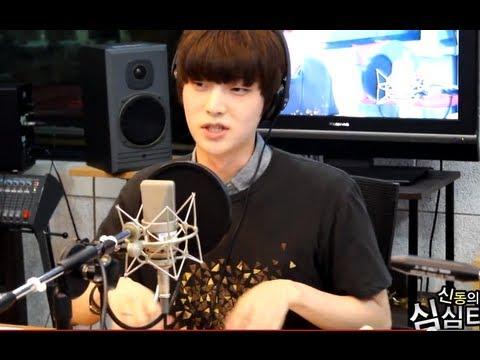 신동의 심심타파 - Ahn Jae-hyun - Freestyle Rap, 안재현 - 프리스타일 랩 20130723