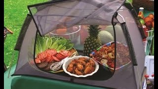 Review: Dura-tent Ft-100 Outdoor Table Top Food Screen - Picnic Size