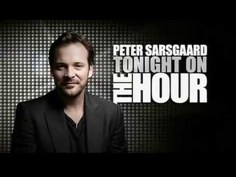 The Hour Oct 20 2009 Linden MacIntyre & Peter Sarsgaard