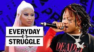 Nicki Minaj & Joe Budden Face Off, Ugly God &a...