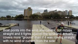 Video Wind and Current While Docking A Rowing Shell download MP3, 3GP, MP4, WEBM, AVI, FLV September 2017