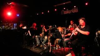 Konvoj Ensemble feat Evan Parker & Sten Sandell @ Brötz/Nefertiti/Levande Musik 141105 (2)
