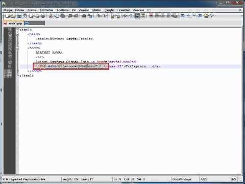 Urlencode Ve Urldecode
