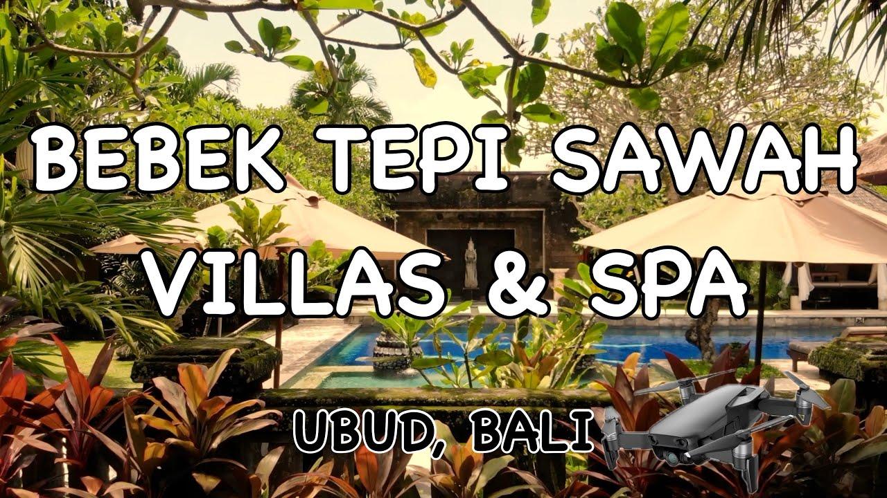 Ubud Bali Bebek Tepi Sawah Villas And Spa Dji Mavic Drone Forum