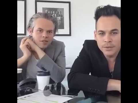 Empire Of The Sun Live Chat March 10, 2016