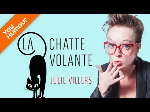 JULIE VILLERS - La chatte volante